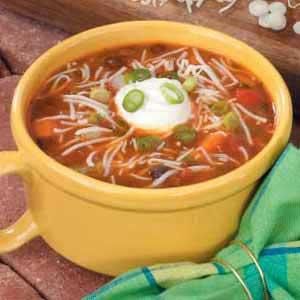 Veggie Black Bean Stew Recipe