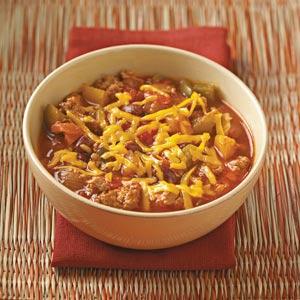 Spicy Fajita Chili Recipe