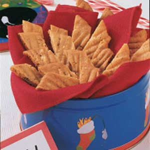 Licorice Cookie Strips Recipe