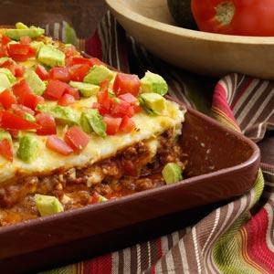 Texas-Style Lasagna Recipe