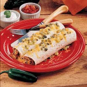 Hearty Tortilla Casserole Recipe