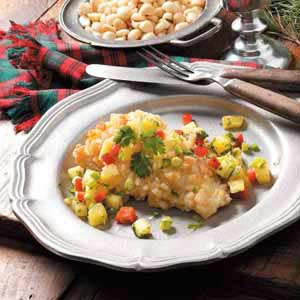 Macadamia Crusted Tilapia Recipe