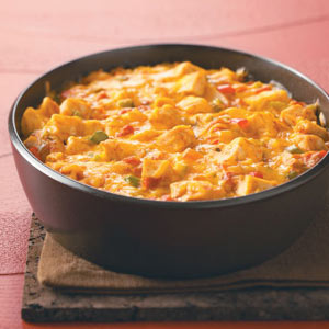Texan Ranch Chicken Casserole Recipe