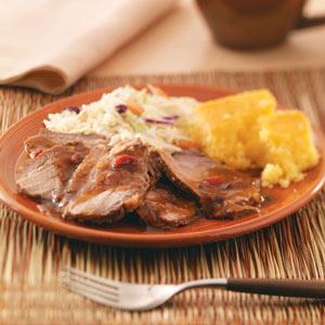 Tangy Beef Brisket Recipe