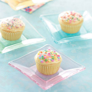 Dreamy Orange Lactose-Free Cupcakes Recipe