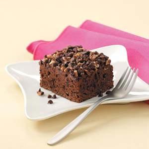 Zucchini Chocolate Cake Recipe