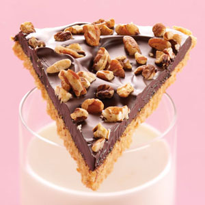 Chocolate Lover's Pizza Recipe