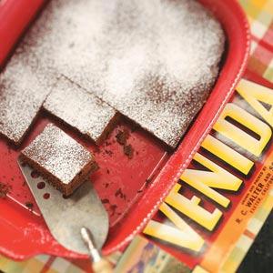 Chocolate Zucchini Snack Cake Recipe