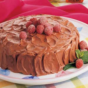 Casserole Chocolate Cake Recipe