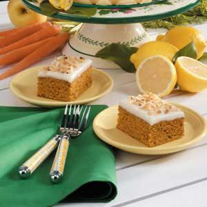 14-Karat Cake Recipe