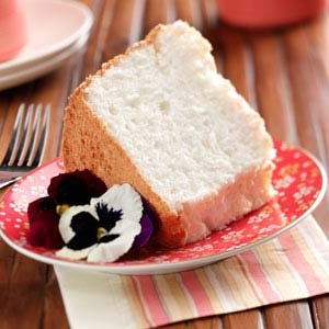Heavenly Angel Food Cake Recipe