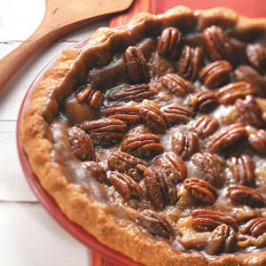 Apple Praline Pie Recipe