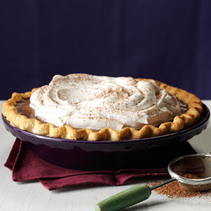 Silky Chocolate Pie Recipe