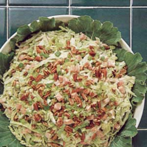 Hamslaw Salad Recipe