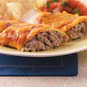 Creamy Beef Enchiladas Recipe
