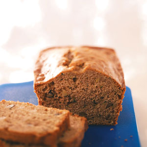Makeover Zucchini Bread Recipe