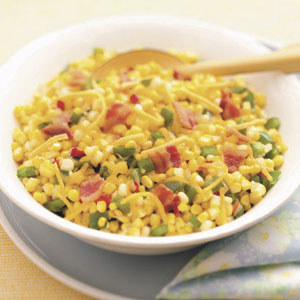 Fresh Corn Medley Recipe