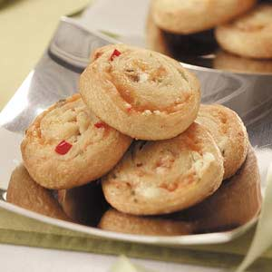 Hot Chicken Swirls Recipe