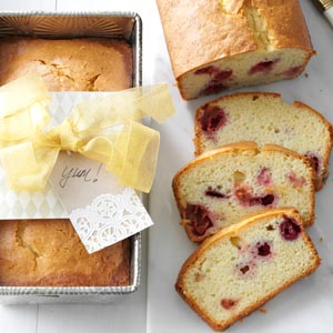 Almond Tea Bread Recipe