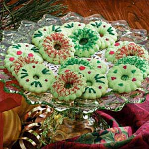 Fruity Pastel Cookies Recipe