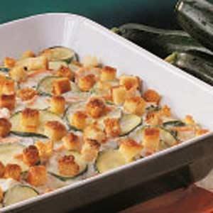 Zucchini Supreme Recipe