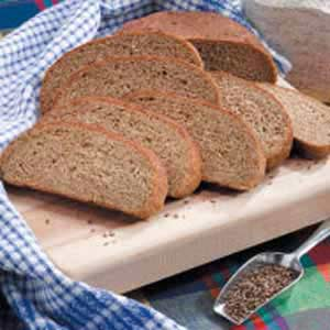 Swedish Rye Loaves Recipe