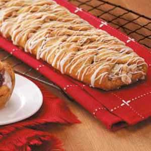 Cinnamon Almond Braid Recipe