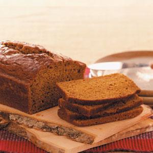 Makeover Pumpkin Spice Bread Recipe