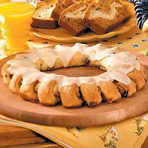 Swedish Pastry Rings Recipe