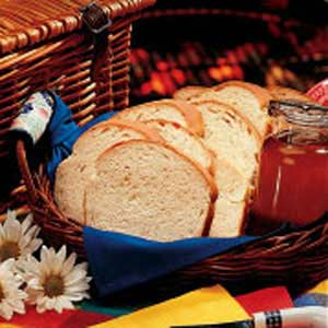 Milk-and-Honey White Bread Recipe