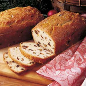 Orange Date Bread Recipe