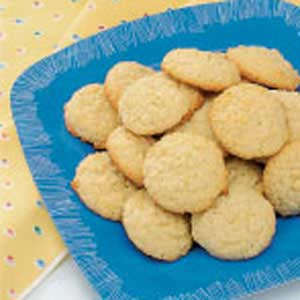 Bus Trip Cookies Recipe
