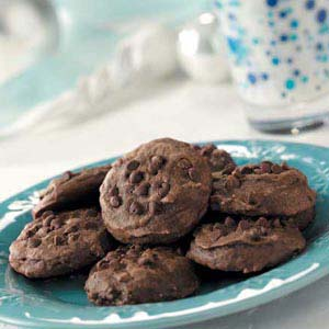 Low-Fat Chocolate Cookies Recipe