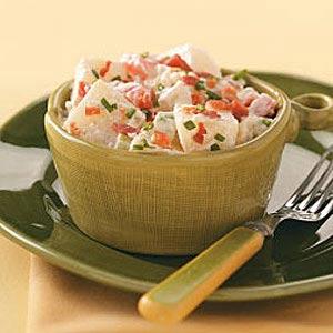 Bacon & Gorgonzola Potato Salad Recipe