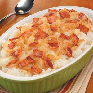 German-Style Mashed Potatoes Recipe
