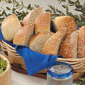 Whole Grain Loaf Recipe