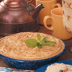 Frost-On-The-Pumpkin Pie Recipe