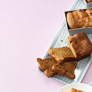 Gluten-Free Gingerbread Loaves Recipe