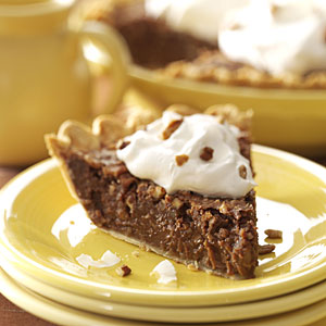 German Chocolate Cream Pie Recipe