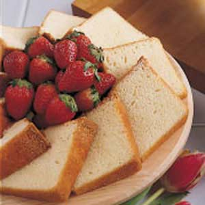 Cream Pound Cake Recipe