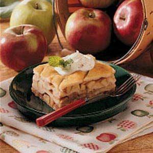 Apple Dumpling Dessert Recipe
