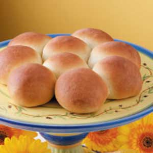 Yummy Yeast Rolls Recipe