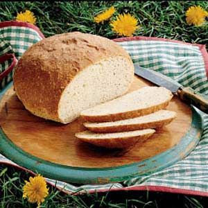Herbed Peasant Bread Recipe