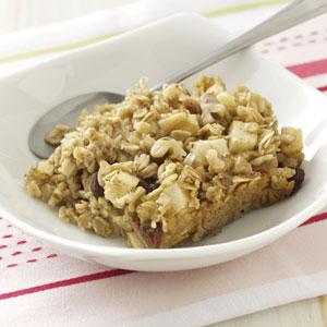 Gluten-Free Baked Oatmeal Recipe