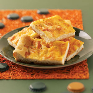 Cheese Flatbread Recipe