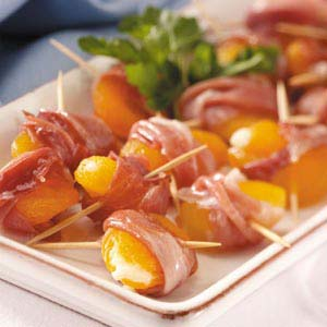 Prosciutto-Wrapped Apricots Recipe