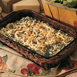 Monterey Spaghetti Recipe