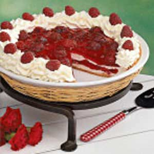 Raspberry Ribbon Pie Recipe