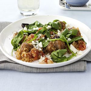 Mediterrean One-Dish Meal Recipe