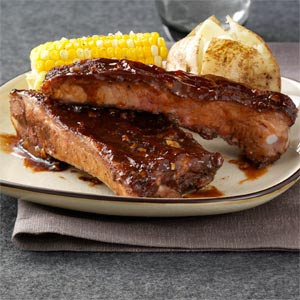 Big Daddy's BBQ Ribs Recipe